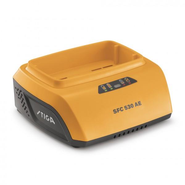STIGA SFC 530 AE Akku-Schnellladegerät